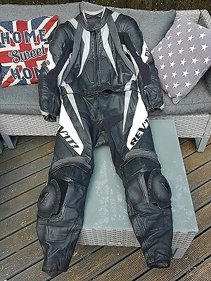 Rev'it Px2  2 Piece Leathers Size 52 Euro