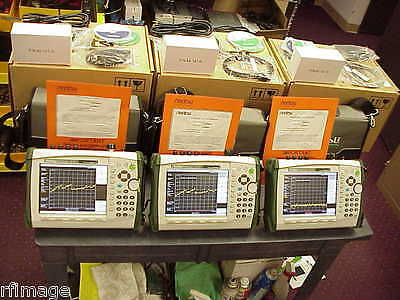 Anritsu Ms2726C Spectrum-Master 9Khz-43Ghz Freq Range- Lot Sale [3] Units