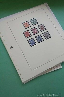 CROATIA ** + Used 1941-45 w/ Sheets Stamp Collection w/ Certificate Ristampa
