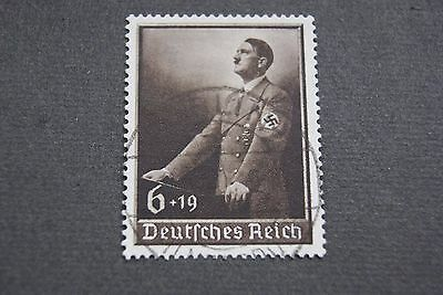 German Stamps. 1939 THIRD REICH HITLER ISSUE. USED.