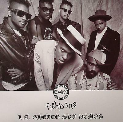 "FISHBONE - Ghetto Ska Demos  10"" Neu"