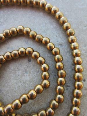 Fancy Brass Spacer Beads