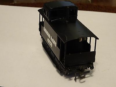Hornby Dublo   C P CABOOSE only ,total renovation  exc