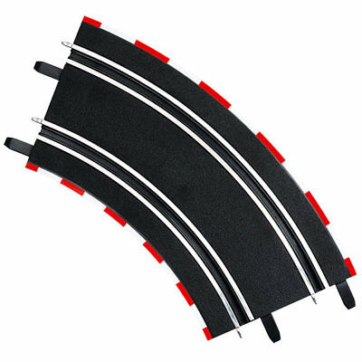 CARRERA Go Track Curve 2/45 Pack of 4 61617