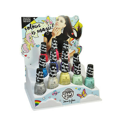 China Glaze Nail Poilsh Lacquer Colous Is Magic Collection 0.5oz *Chose any one*