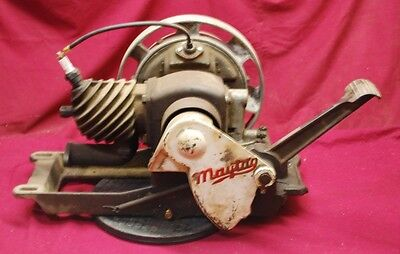 Great Running Maytag Model 92 Gas Engine Motor Hit & Miss Wringer Washer #546217