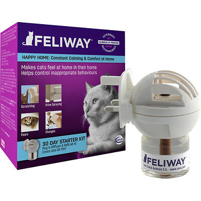 Feliway Classic Cat Calming Diffuser Plug In with 48ml Vial
