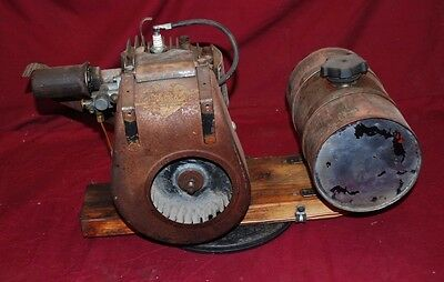 Great Running Briggs & Stratton Model N Gas Engine Motor
