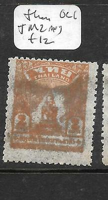 Malaya Japanese Occupation (P3004B) Thai Occ Sg Tm2  Mog Bit Oily