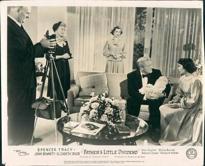 Father's Little Dividend Elizabeth Taylor Lobby Card #3