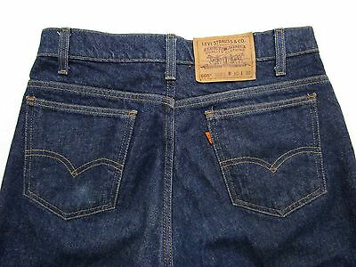 Vtg Levi's 505 Jeans ~ 30 x 30 ~ ORANGE TAB ~ UNISEX tapered men's women's LEVIS