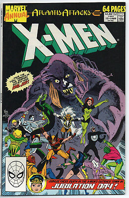 X-Men Annual #13 (1989, Marvel) VF/NM