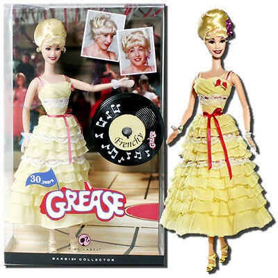 Barbie - Grease 30th Anniversary Barbie As Dance Off Frenchy Doll - Pink Label