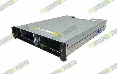 "Dell Xyratex Compellent EB-2425 24-Bay 2.5"" 2U SAS Storage Enclosure 2xEMM 2xPSU"