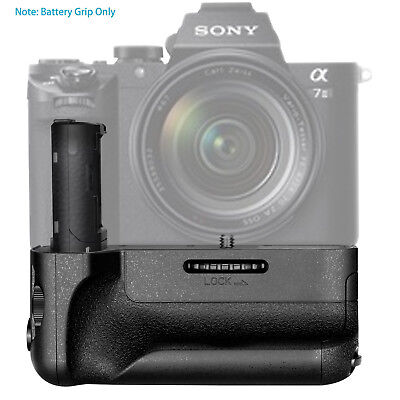 Neewer Vertical Battery Grip Replacement for NP-FW50 for Sony A7II A7RII A7SII