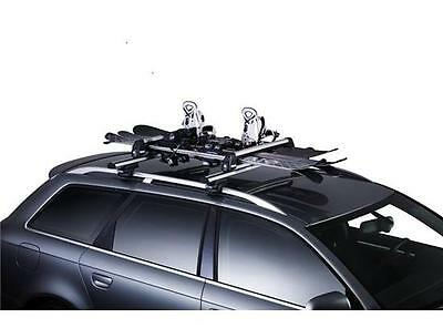 Ski Roof Rack Thule Snowboard Rack Deluxe 727 6 Pairs Sci O 4 Snow