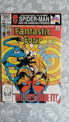 Fantastic Four  No.237  DEC  1981    FREE POSTAGE UK