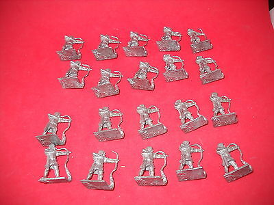 25mm: Minifigs IR76 x20: Jewish Archers: Armies and Enemies of Imperial Rome