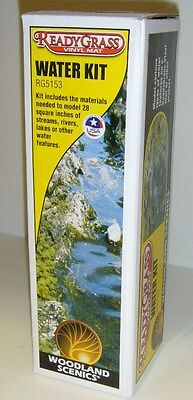 Woodland Scenics RG5153 Water Kit.