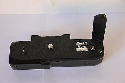 Nikon MD-E Winder / Motor Drive For Nikon FG EM FG-20 Excellent Condition