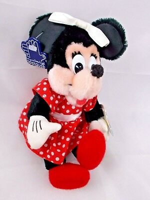 """Applause Minnie Mouse Plush 7.5"""""""