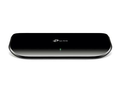 TP-Link TL-SG1008D 8-Port Gigabit Desktop Switch