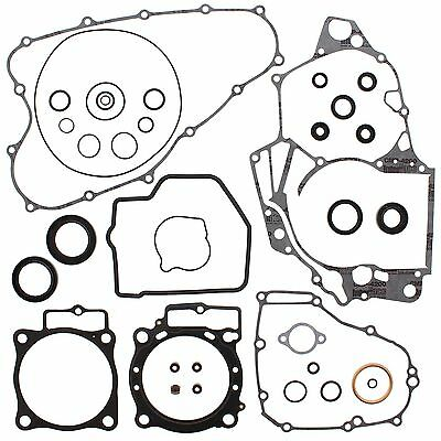 Honda CRF450R, 2009-2016, Complete/Full Gasket Set with Seals - CRF 450R
