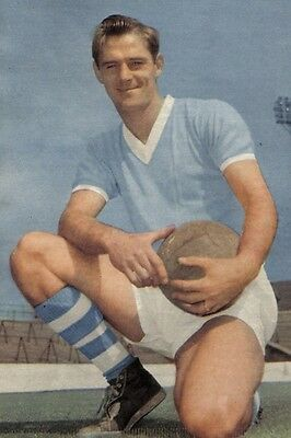 Football Photo>BILL LEIVERS Manchester City 1950s