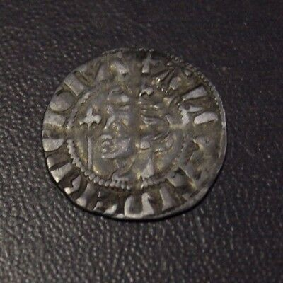 Scotland Alexander Iii Silver Penny , Second Coinage 1280-1286