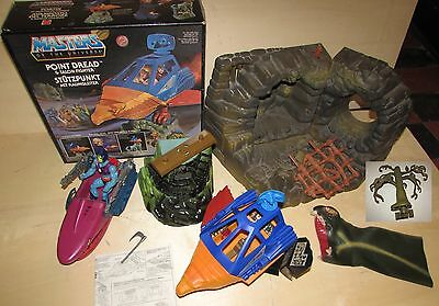 Mattel  - MASTERS OF THE UNIVERSE lot lotto Point Dread