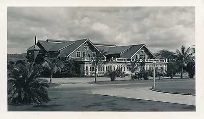 1940 YMCA building but not in Honolulu, army base? Hawaii  Photo
