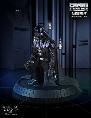 Gentle Giant Star Wars Darth Vader Collector's Gallery Statue Brand New