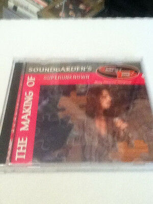 Chris Cornell SOUNDGARDEN The Making of Superunknown NEW sealed CD sized book