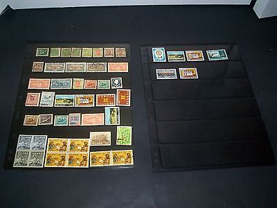 Great LOT Iceland STAMPS Removed from Albums VALUE JulICE17