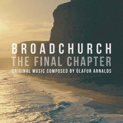 OLAFUR ARNALDS Broadchurch Final Chapter LP Vinyl NEW PRE ORDER 16/06/17