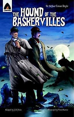 The Hound of the Baskervilles by J.R. Parks (English) Paperback Book Free Shippi