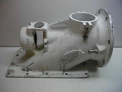 Berkeley Jet Drive pump suction housing H-1727 boat marine wear ring