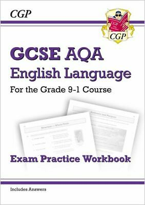 New GCSE English Language AQA Workbook - for the Grade 9-1 Course (includes