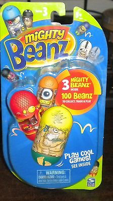 NEW (1) Blind Pack - Series 3 MIGHTY BEANZ 3 Pack