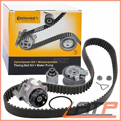 Contitech Timing Cam Belt Kit + Water Pump Skoda Superb 3T 1.9 08-