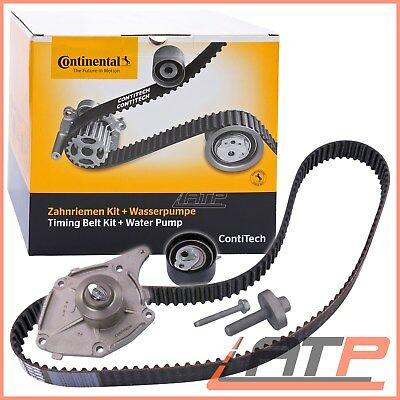 Contitech Timing Cam Belt Kit + Water Pump Renault Grand Scenic Mk 2 3 1.5 04-
