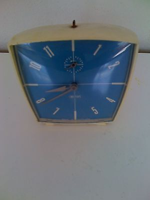 Vintage Smiths  Scotland  Clock  1950/60