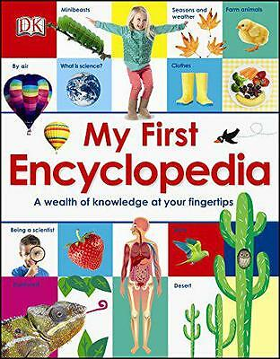 My First Encyclopedia by Dk | Hardcover Book | 9781409334538 | NEW