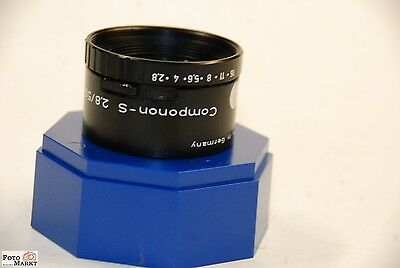 Schneider Componon-S 2,8/50mm code 10146 for Photo laboratory 43mm Filter thread