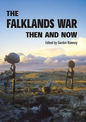 The Falklands War Then and Now, Gordon Ramsey
