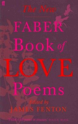 The New Faber Book of Love Poems, James Fenton