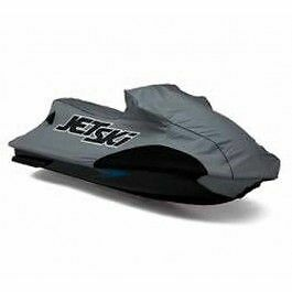 KAWASAKI STX 15F Cover 2010-2013 Silver & Black New In Opened Box OEM