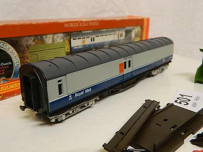 Hornby OO BR Royal Mail Operating Mail Coach