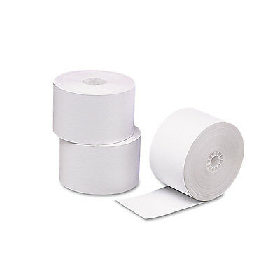 """Single Ply Thermal Cash Register/pos Rolls, 2 5/16"""" X 356 Ft., White, 24/ct-PMC0"""