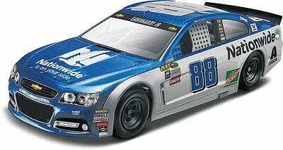 2016 #88 Dale Earnhardt Jr Chevy SS 1/24 scale skill 2 Revell model kit#1474
